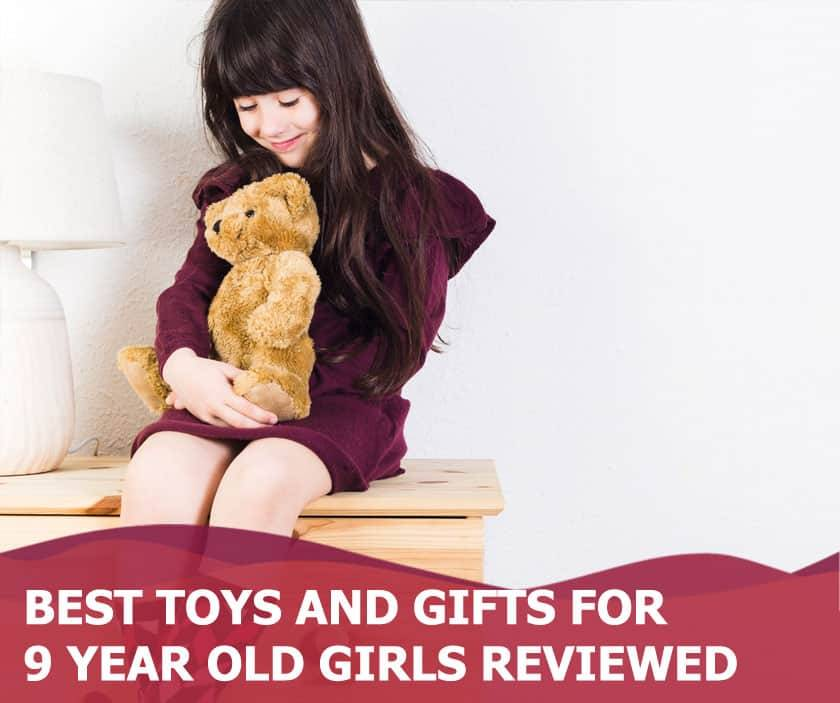 Featured image of cute girl with teddy bear