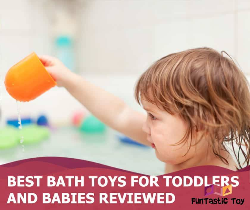 Featured image of little child playing in bathtub