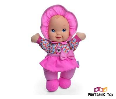Product image of Babys First Giggles Baby Doll