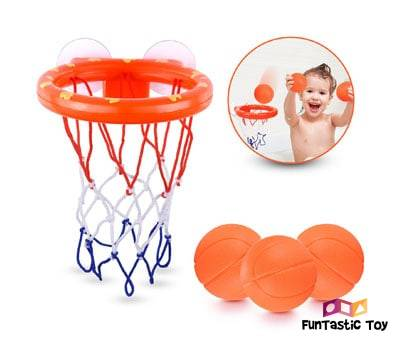 Product image of Basketball Hoop & Balls Playset