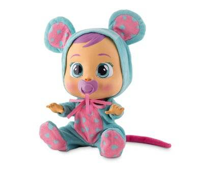 Product image of Cry Babies Lala Doll