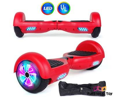 Product image of Felimoda Self Balancing Hoverboard
