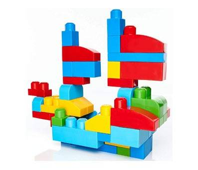 Product image of First Builders Big Building Bag by Mega Bloks