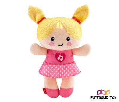 Product image of Fisher-Price Soft Baby Doll Silly