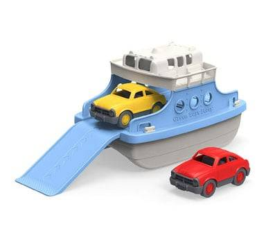 Product image of Green Toys Ferry Boat with Mini Cars