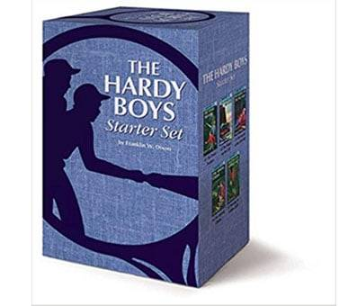 Product image of Hardy Boys Starter Set - Books 1-5