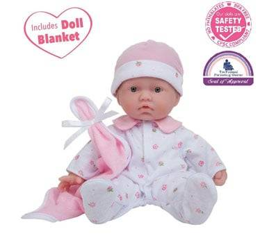 Product image of JC Toys La Baby Doll Designed by Berenguer