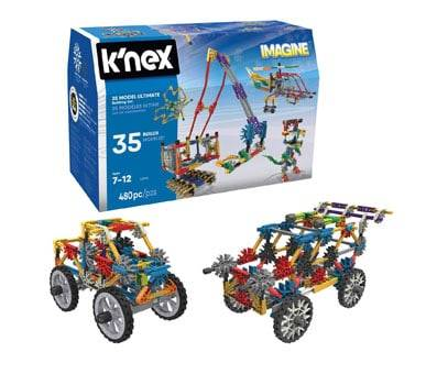 Product image of KNEX 35 Model Building Set