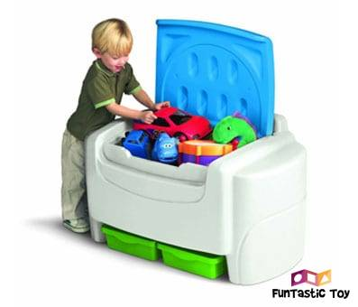 Product image of Little Tikes Bright n Bold Toy Chest