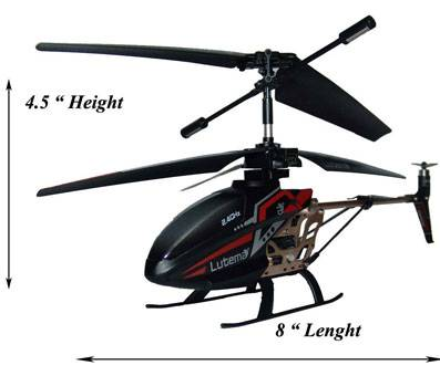 Product image of Lutema 2.4GHz Heligram Flight