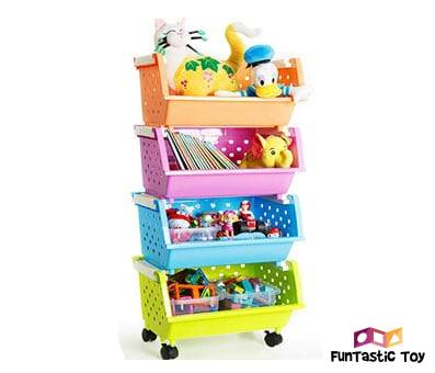 Product image of MAGDESIGNER Kids Toys Storage Organizer