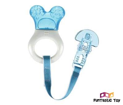 Product image of MAM BMini Cooler Teether with a Clip