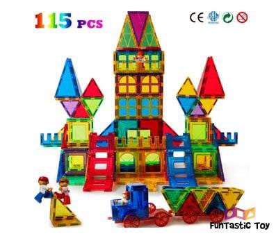 Product image of Magblock 115 PCS Magnetic Blocks