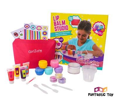 Product image of Make Your Own Lip Balm Kit for Girls