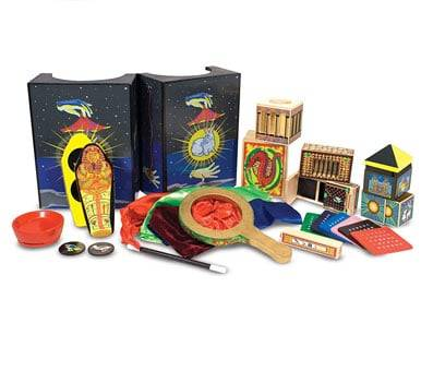 Product image of Melissa & Doug Deluxe Magic Set