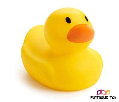 Product image of Munchkin White Hot Safety Bath Ducky