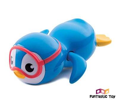 Product image of Munchkin Wind Up Swimming Penguin
