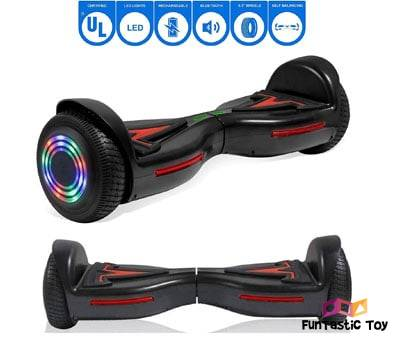 Product image of NHT Bluetooth Self Balancing Hoverboard