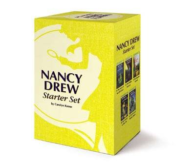 Product image of Nancy Drew Starter Set - Books 1-5