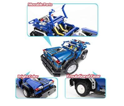 Product image of RC Car 443pcs Educational Construction Set
