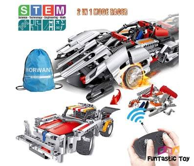Product image of Remote Control Racer Learning Kit 326 Pcs