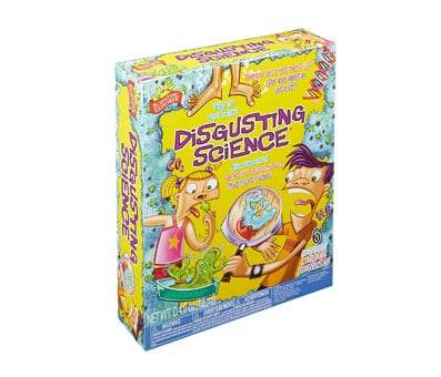 Product image of Scientific Explorer Disgusting Science Kit
