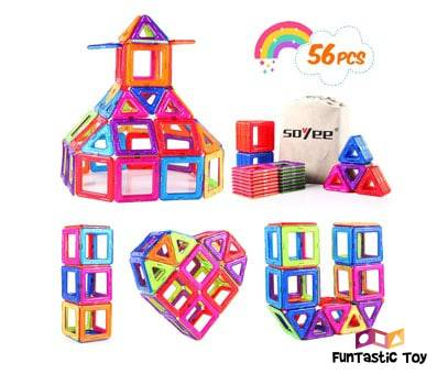 Product image of Soyee Magnetic Building Toys Construction Blocks