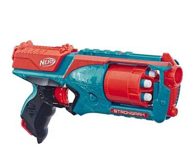 Product image of Strongarm Nerf N-Strike Elite Toy Blaster