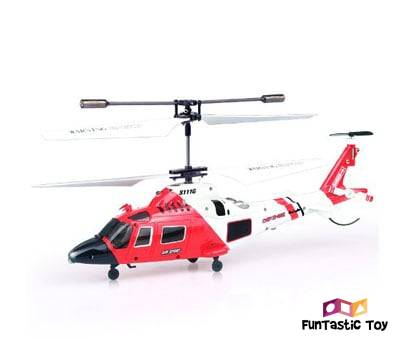 Product image of Syma S111G 3.5 Channel RC Helicopter with Gyro