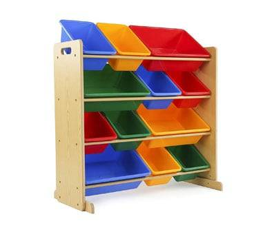 Product image of Tot Tutors Kids Toy Storage Organizer