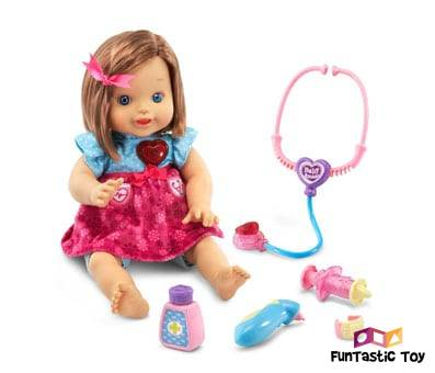 Product image of VTech Baby Amaze Happy Healing Doll