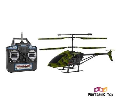 Product image of World Tech Toys 3.5 Camouflage Hercules RC Helicopter