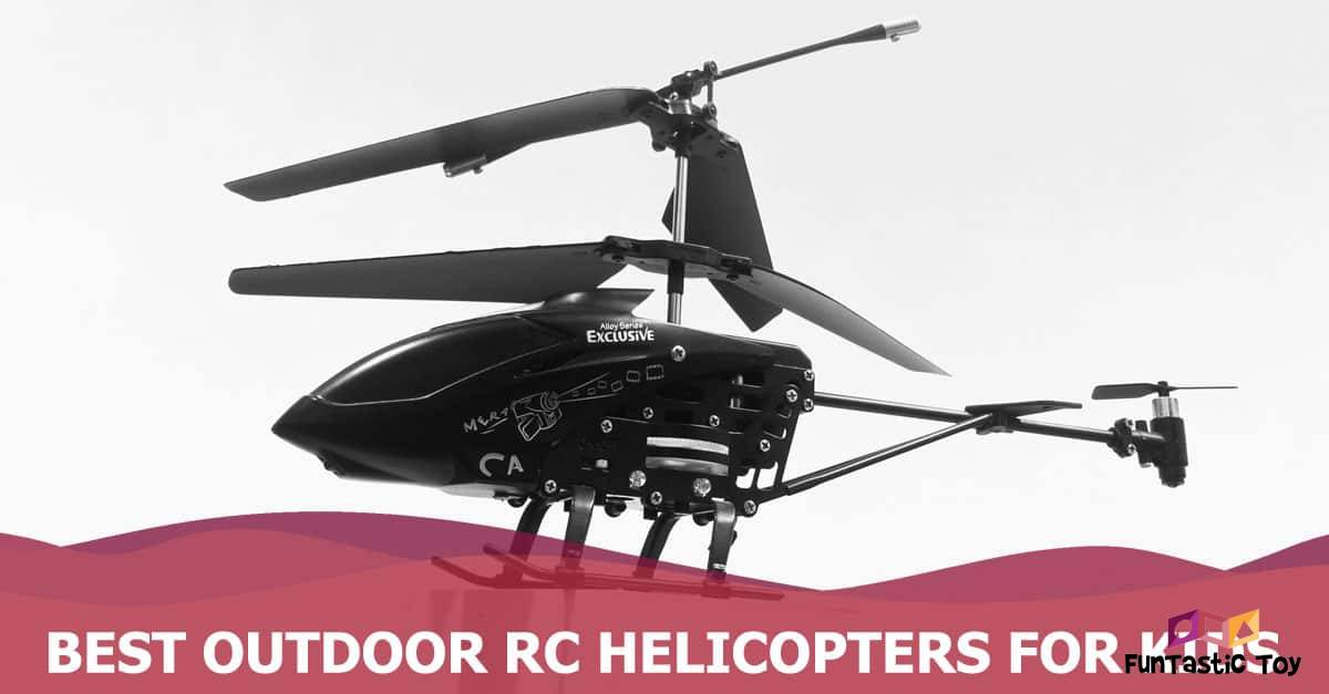 Remote control helicopter toy social media image