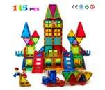 Small product image of Magblock 115 PCS Magnetic Blocks