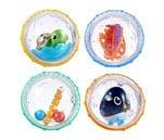 Small product image of Munchkin Float and Play Bubbles Bath Toy, 4 Count