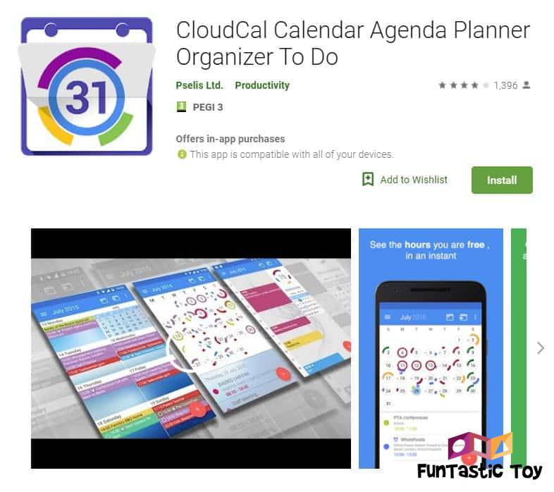 Best Family Calendar Apps for iPhone and Android | Funtastic Toy