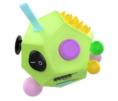 Product image of 12 Sided Fidget Cube