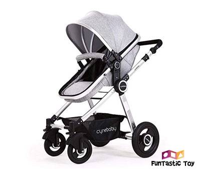 Product image of Baby Stroller Bassinet Pram Carriage Stroller