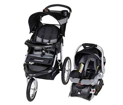 Product image of Baby Trend Expedition Jogger Travel System
