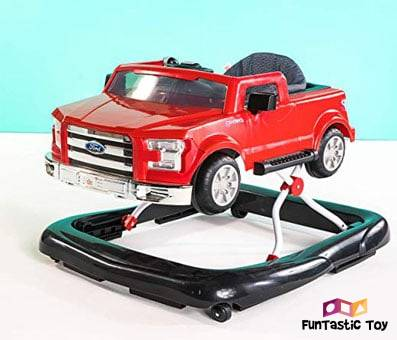Product image of Bright Starts Ford F-150 3 Ways to Play Walker
