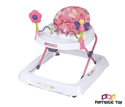 Product image of Bright Starts Walk-A-Bout Walker, Juneberry Delight