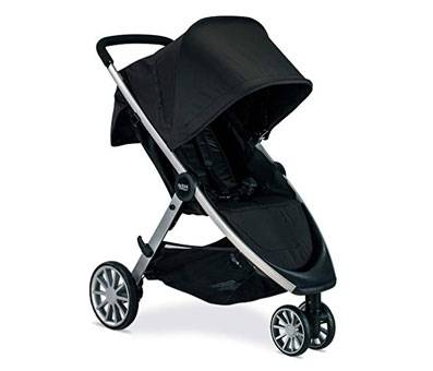 Product image of Britax B-Lively Lightweight Stroller