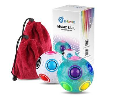 Product image of D-FantiX Rainbow Puzzle Ball