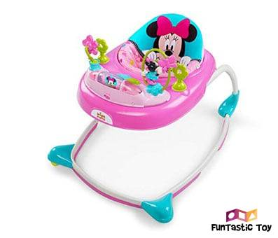 Product image of Disney Baby Minnie Mouse Peek-A-Boo Walker