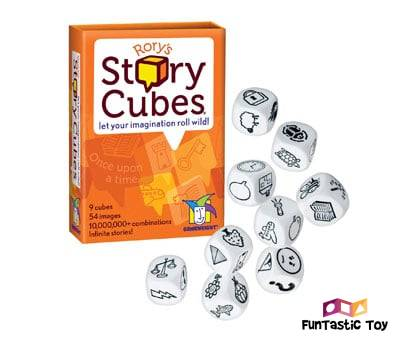 Product image of Gamewright Rorys Story Cubes