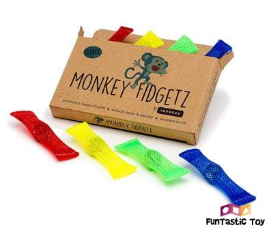 Product image of Monkey Fidgetz Mesh-and-Marble
