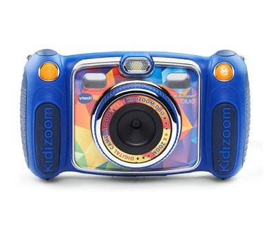 Product image of VTech Kidizoom Duo camera blue