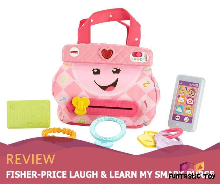 Featured image of Fisher-Price Laugh & Learn My Smart Purse review