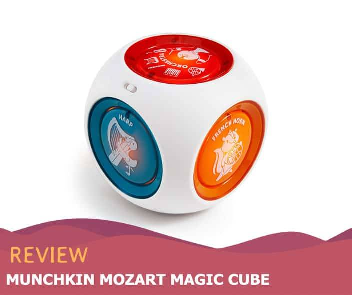 Featured image of Munchkin Mozart Magic Cube review