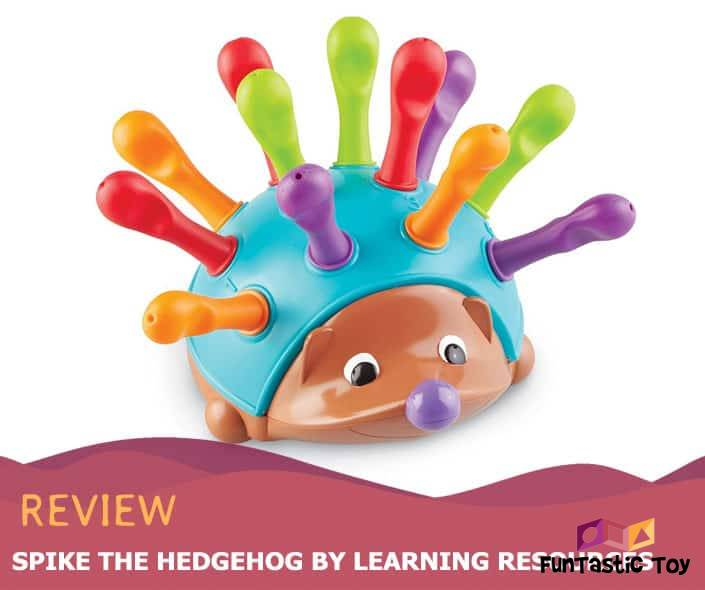 Featured image of Spike the Hedgehog by Learning Resources Review